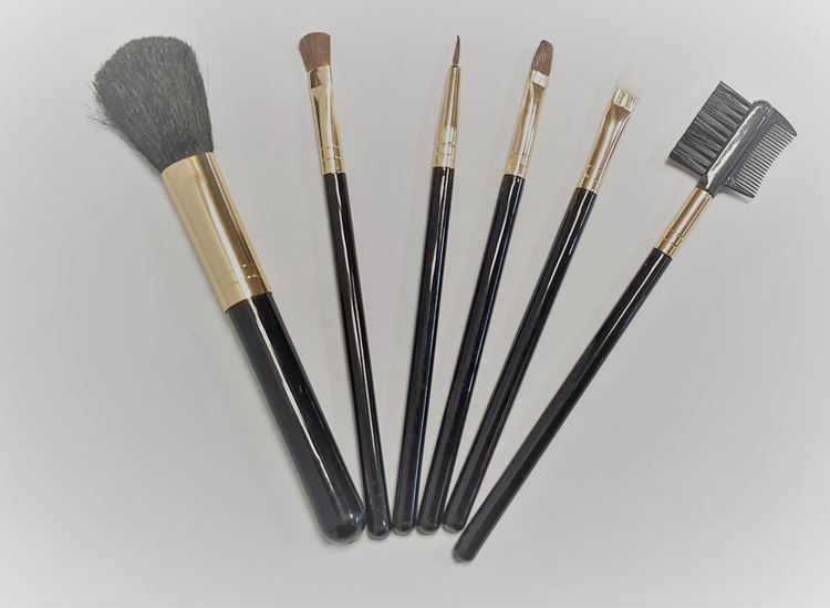 LOT 4 PINCEAUX MAQUILLAGE